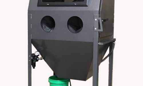 Economical Slurry Blast Cabinets
